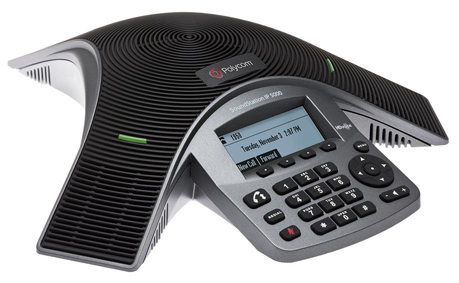 PolycomSoundStationIP5000