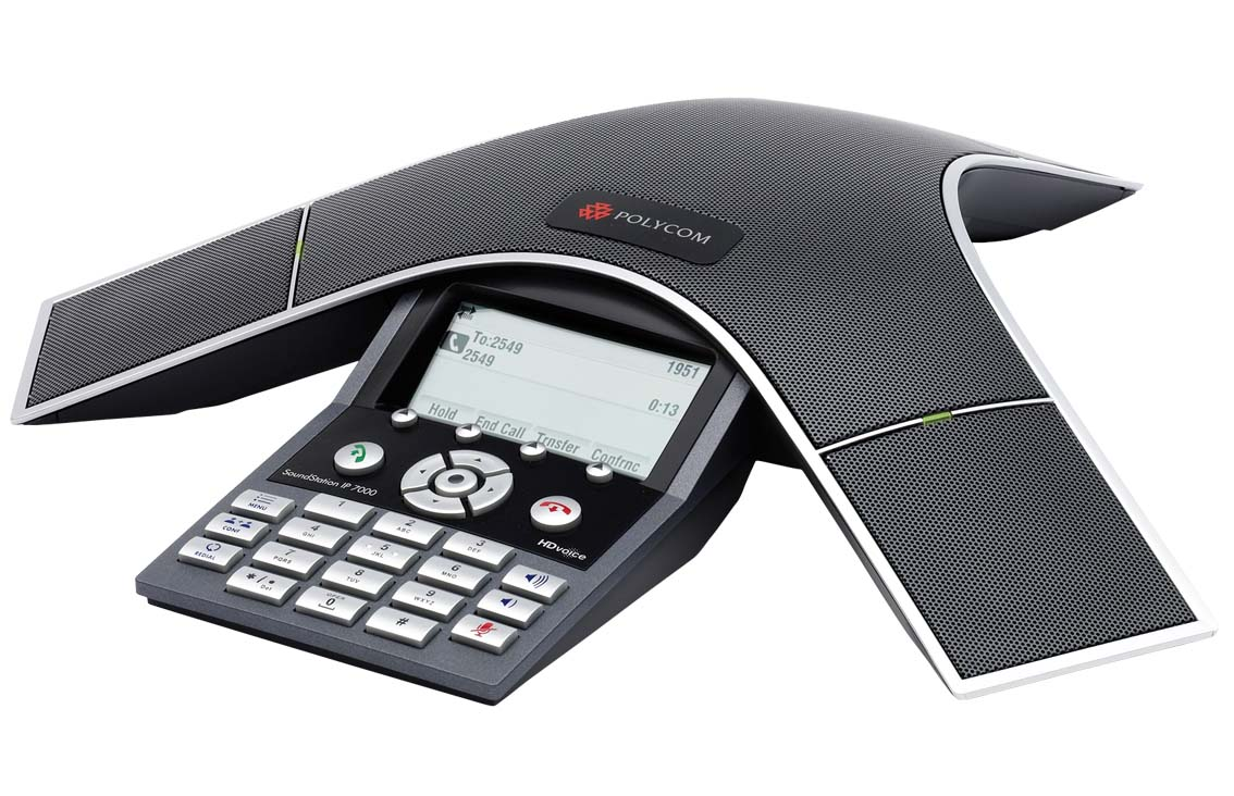 Polycom Sound Station IP7000 Conference Phone